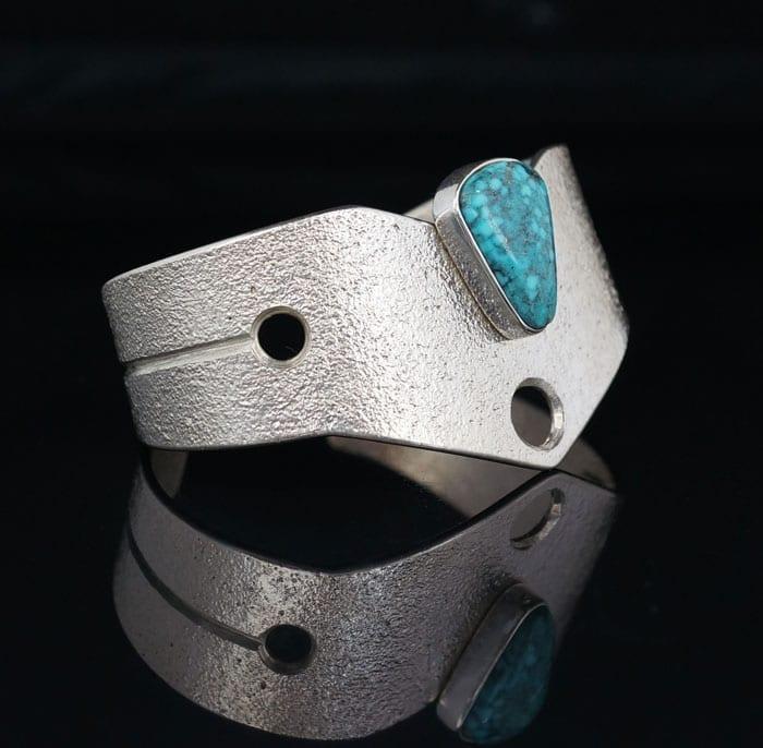 Jeff DeMent Turquoise Bracelet