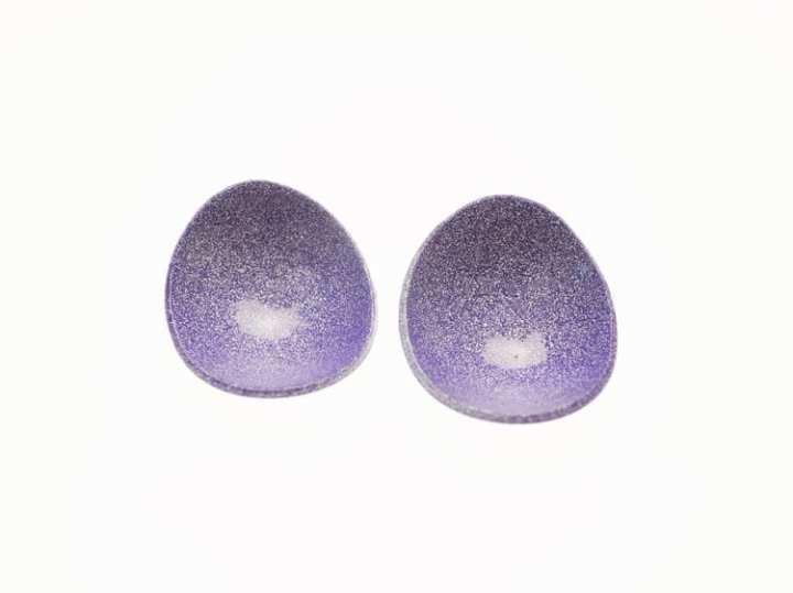Margaret Jacobs oval earrings