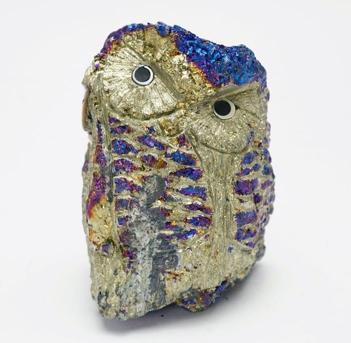 Kateri Sanchez Peacock Ore Triple Maiden-Owl