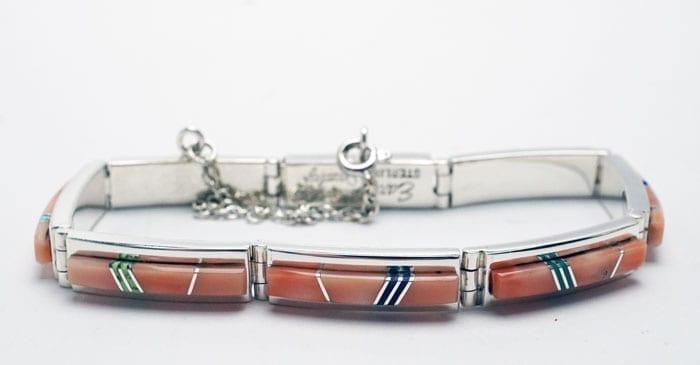 Earl-Plummer-pink-coral-bracelet-1