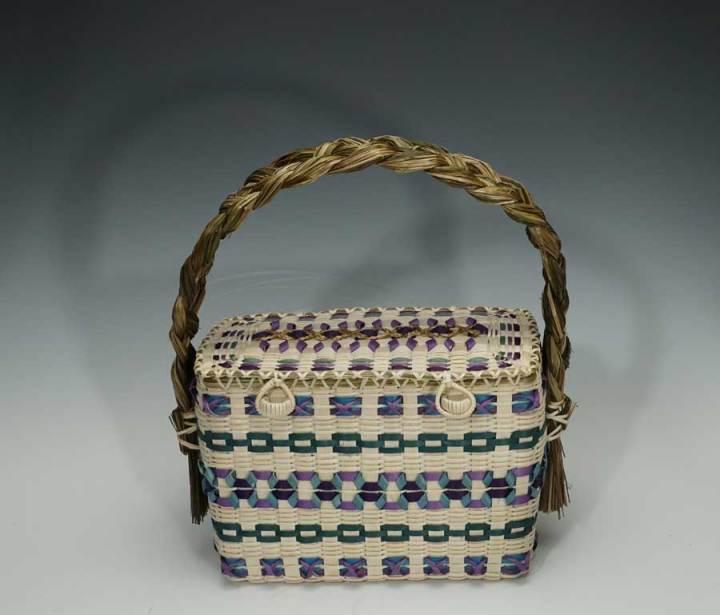 Gal Frey Purse Basket