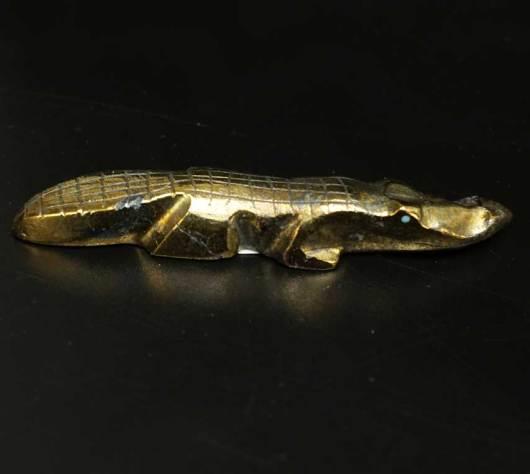 Kenny Chavez Pyrite Alligator