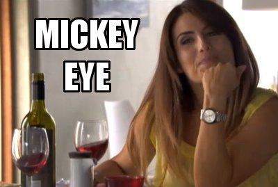 leah mickey eye