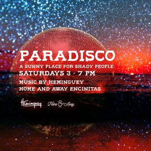 Live Music - Paradisco - Home & Away Encinitas