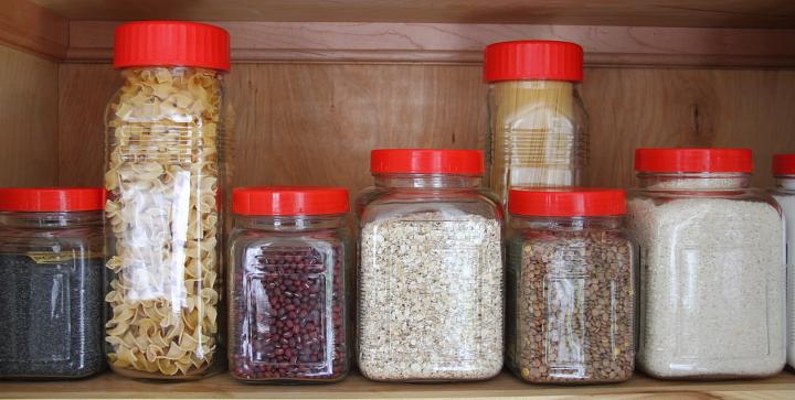 kitchen jars fisher price kitchens jar organization blog homeandawaywithlisa