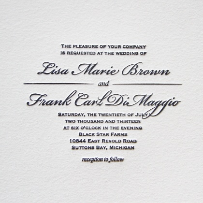 Invitation Wording Fonts Whole Wedding Invitations Cards Supplies Online Janice Paper