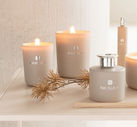BOUGIES - PARFUMS D'AMBIANCE