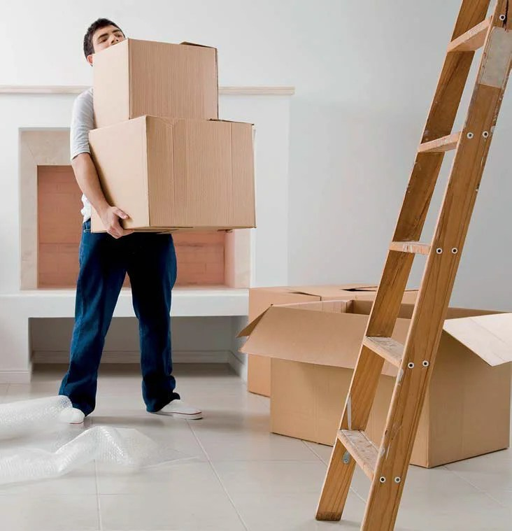 Your checklist and guide to moving house  Home  Decor