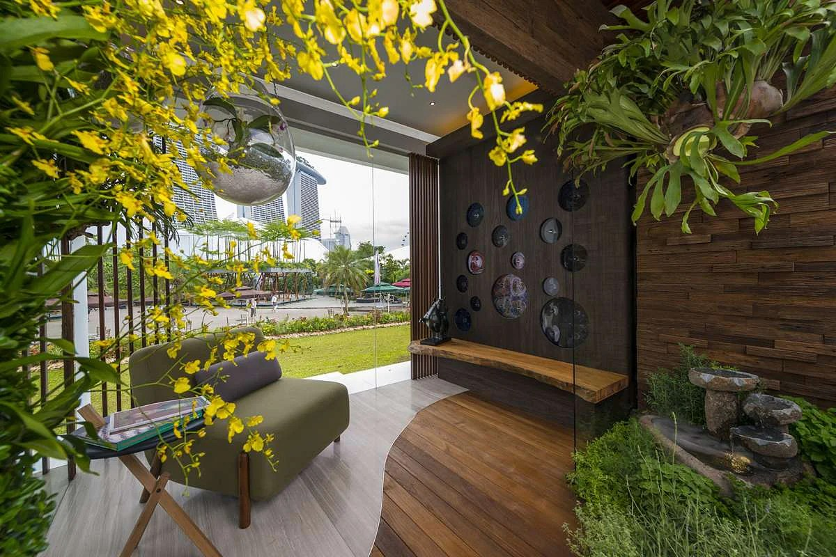 Home Tips: How To Dress Up Your Balcony