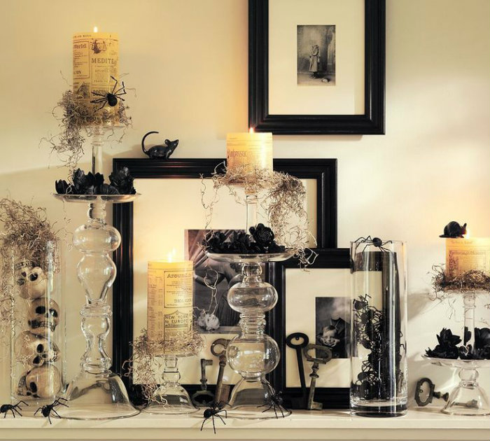 Home And Decoration Archive Elegant Halloween Decoration Ideas