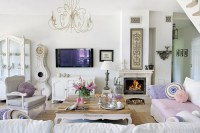 Shabby Chic Style Interior Decoration Ideas  Home And ...