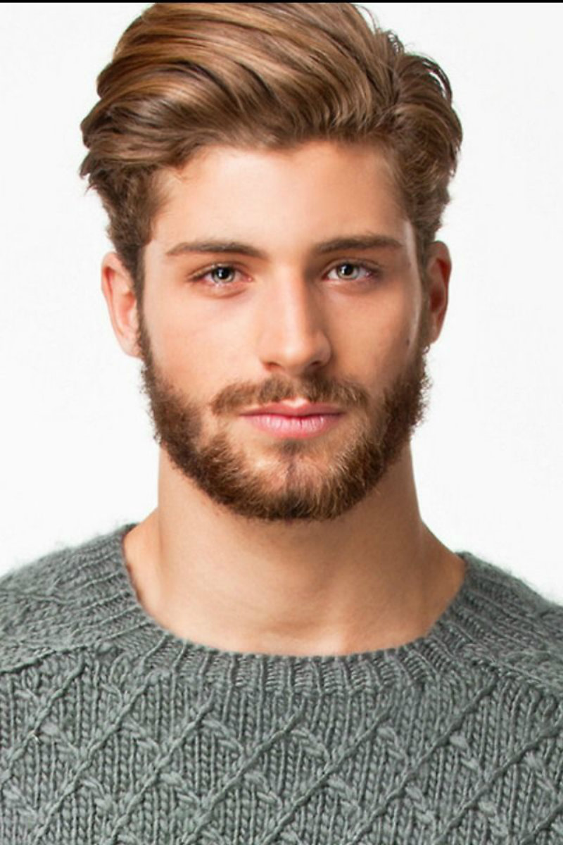 The mens hairstyles through centuries  Home And Decoration