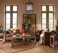 10 Living Rooms for Thanksgiving Day  Home And Decoration