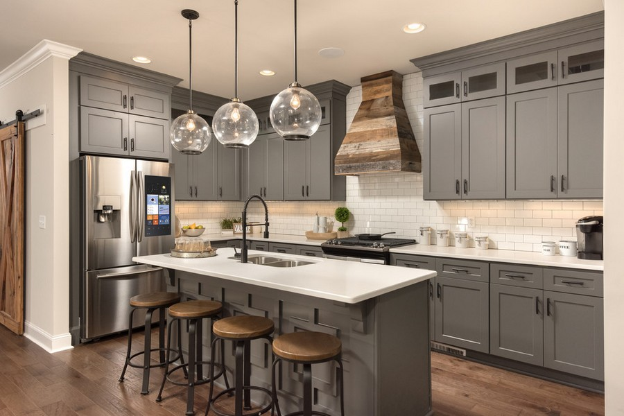 10 Farmhouse Kitchen Designs That Are Super Trendy Home And Decoration