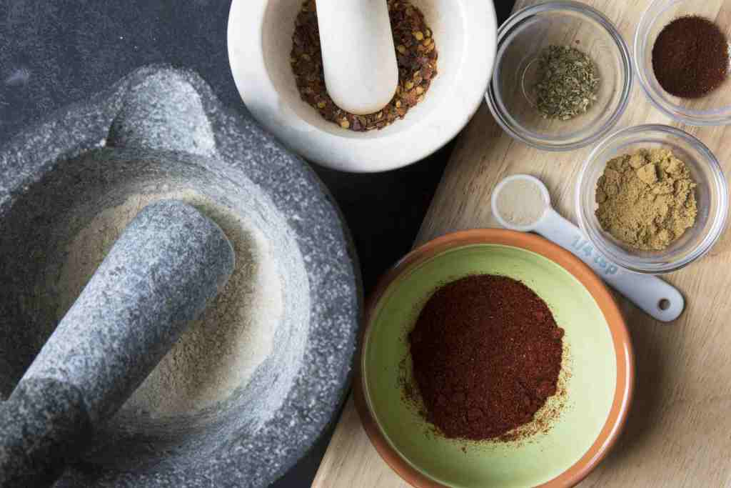 How to Season a Mortar and Pestle