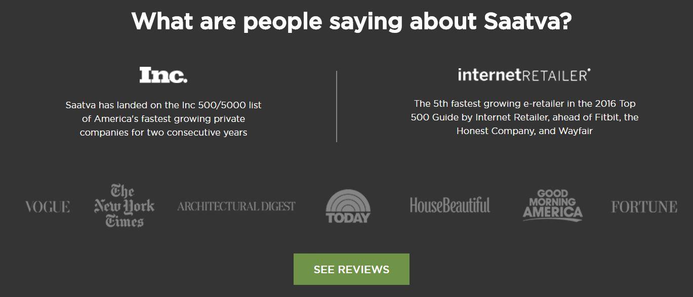 saatva mattress best reviewed mattress
