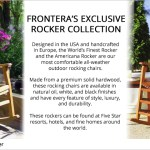 Frontera Outdoor Rocking Chairs