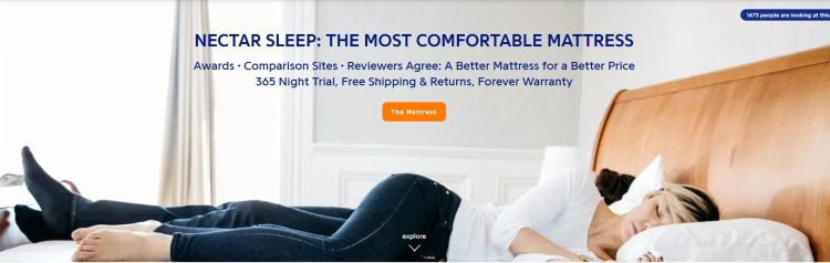 Nectar Sleep Mattress Reviews