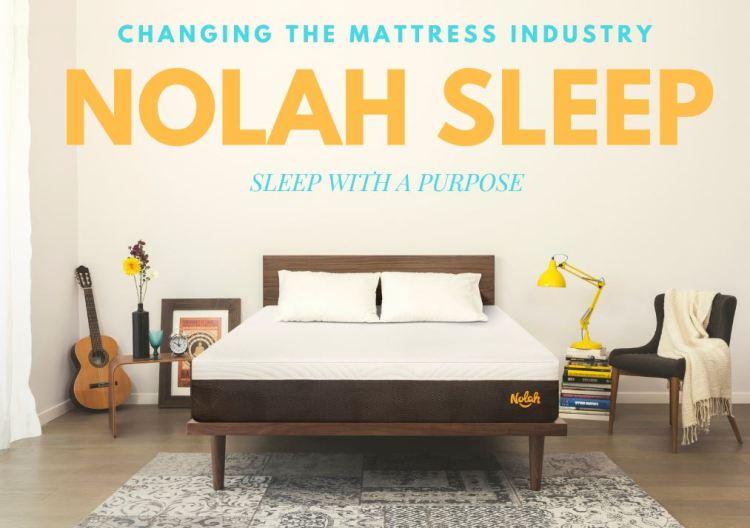 Nolah Sleep Reviews & Coupon Code