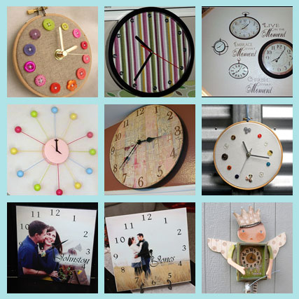 9 Clock Projects For Daylight Savings Home And Garden