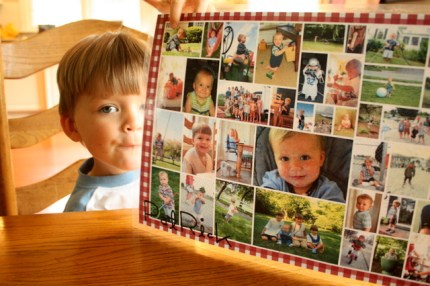 Personalized Photo Placemats