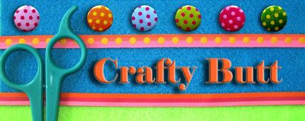 craftybutt logo