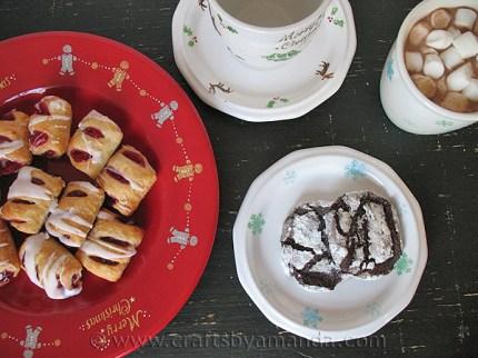 DIY Holiday Tableware