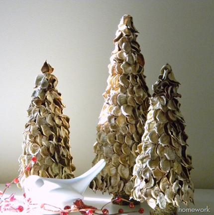 Potpourri Christmas Trees