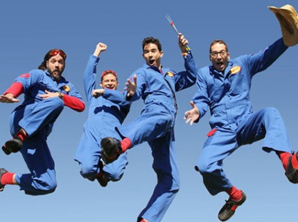 Make an Imagination Movers Craft & Win 4 Tickets