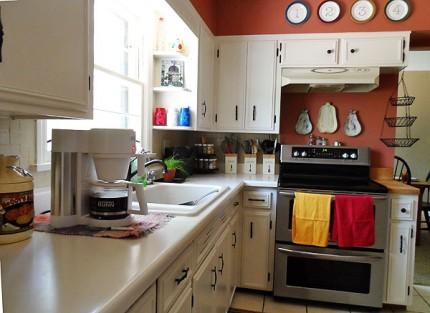 My Kitchen Facelift