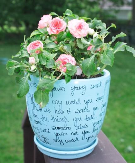 Song Flower Pot