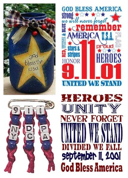 9/11 Crafts