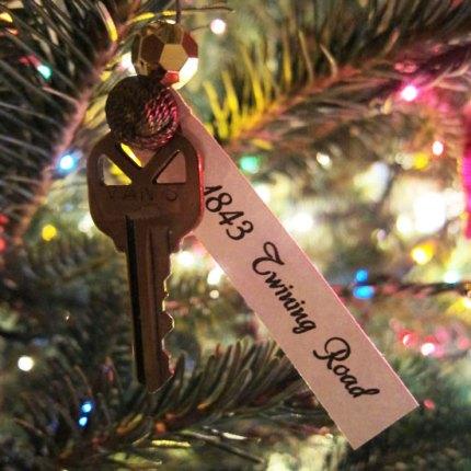 Junk Drawer Christmas Ornaments