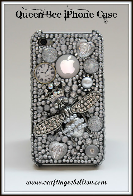 Blingy phone case home and garden for Michaels arts and crafts queens