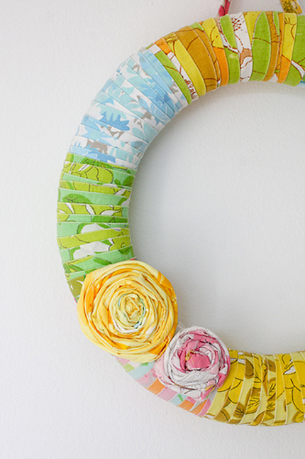 9 Springs Wreaths You Can Make @craftgossip