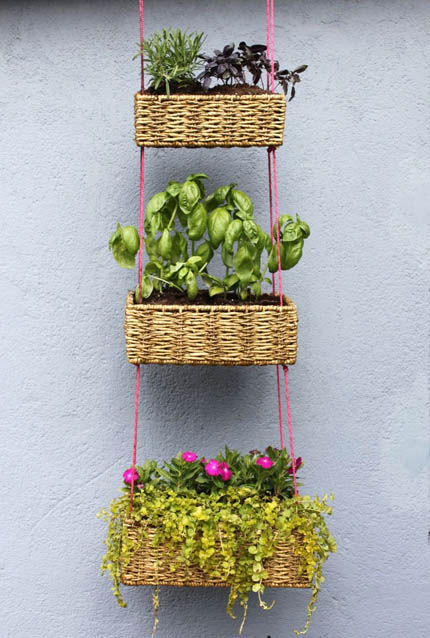 13 Planter Ideas for Your Container Garden @craftgossip