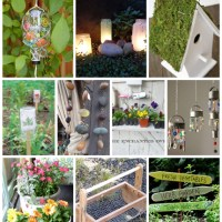 10 Garden Crafts for Spring