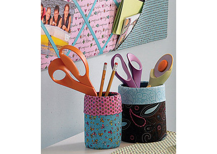 11 Craft Room Projects to Organize and Beautify Your Space - @craftgossip