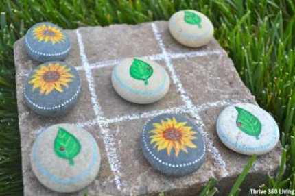 Garden Tic-Tac-Toe