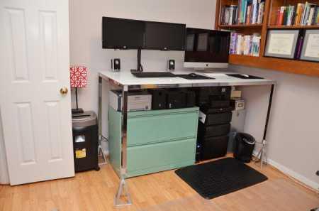 diy-standing-desk