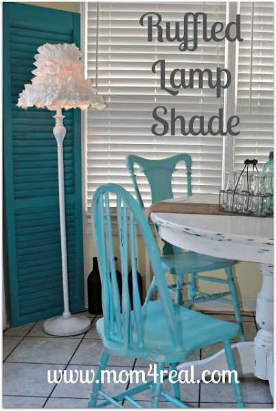 ruffled-lamp-shade