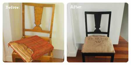 Chair-Upcycle