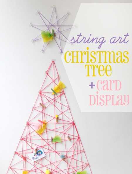string-art-christmas-tree