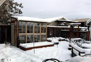 window-frame-greenhouse-in-winter