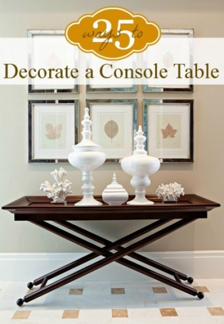 25-Ways-to-Decorate-a-Console-Table