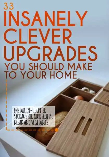 Really creative upgrade ideas for your home