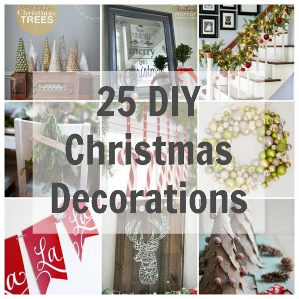 Home And Garden Christmas Decoration Ideas