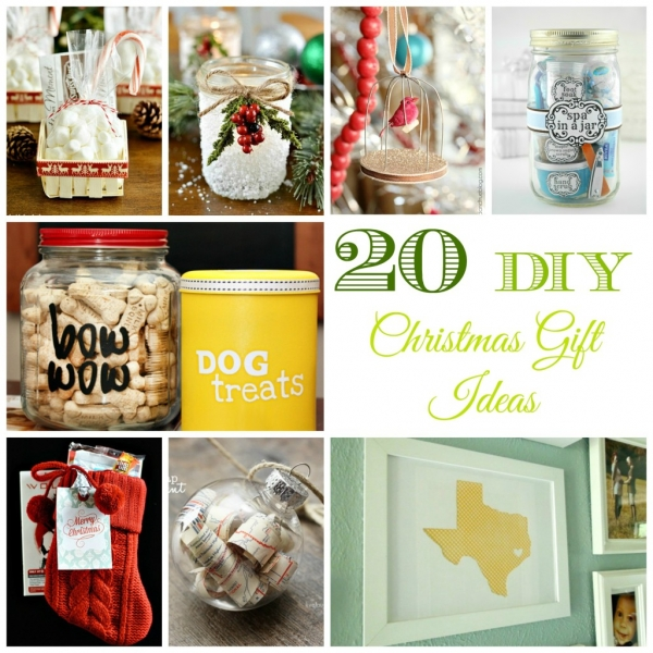 Quick and Easy DIY Gift Ideas