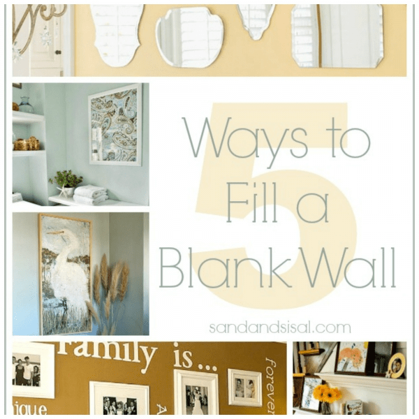 Christmas Decoration Ideas For A Blank Wall : Have a blank wall that you don t know how to decorate