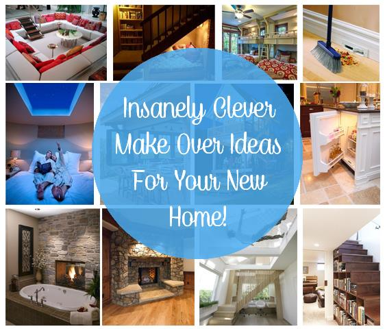 Clever Remodeling Ideas For Your Home